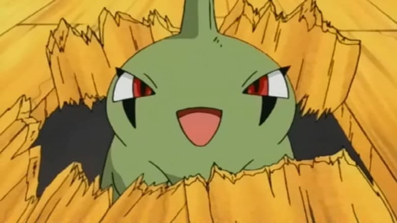 You're a Star, Larvitar!