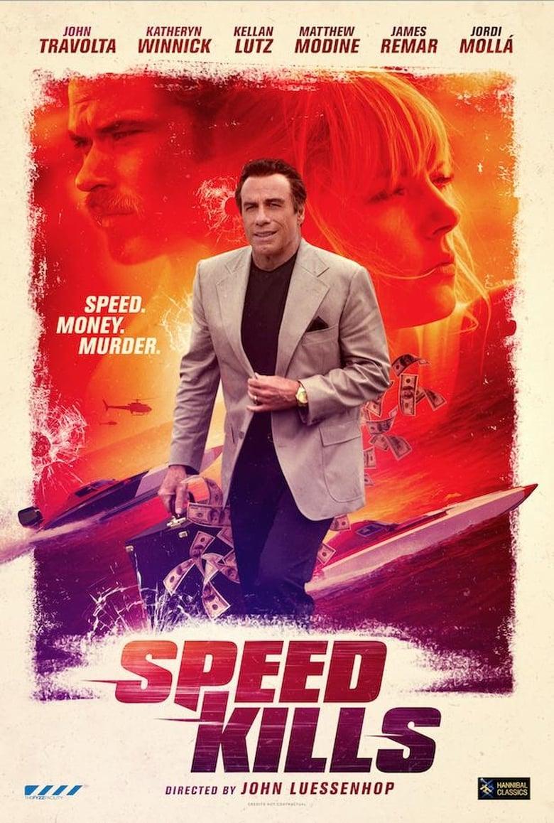 Εξώφυλλο του Speed Kills