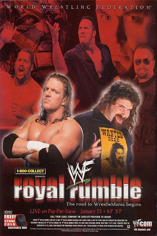 WWE Royal Rumble 2000 (2000)