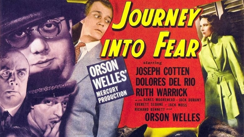 Image result for photos of journey into fear 1943