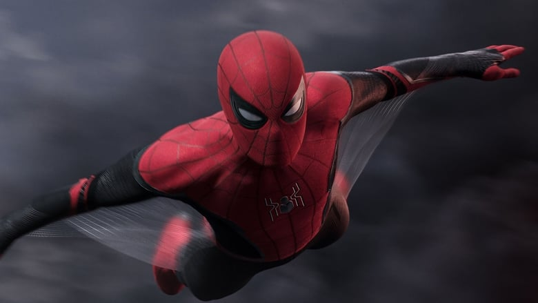Spider Man Far From Home Earth 833