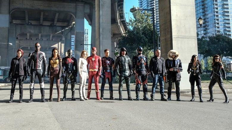 DC's Legends of Tomorrow 3×8