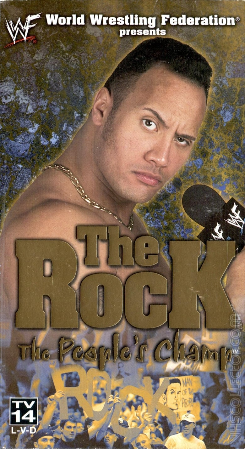 WWF: The Rock - The People's Champ (2000)