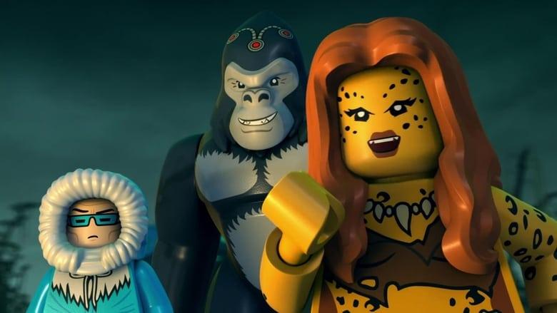 Lego DC Superhéroes: Liga de la Justicia El ataque de la Legión del Mal