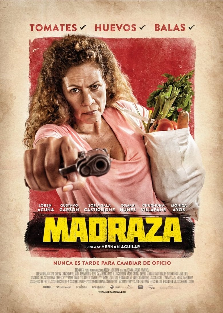 Madraza - poster