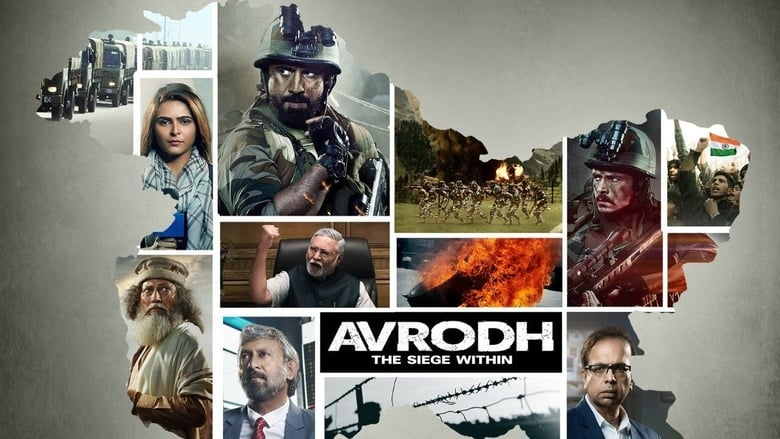 Avrodh – The Siege Within Season 1 Complete (2020) Hindi | x264 WEB-DL | 1080p | 720p | 480p
