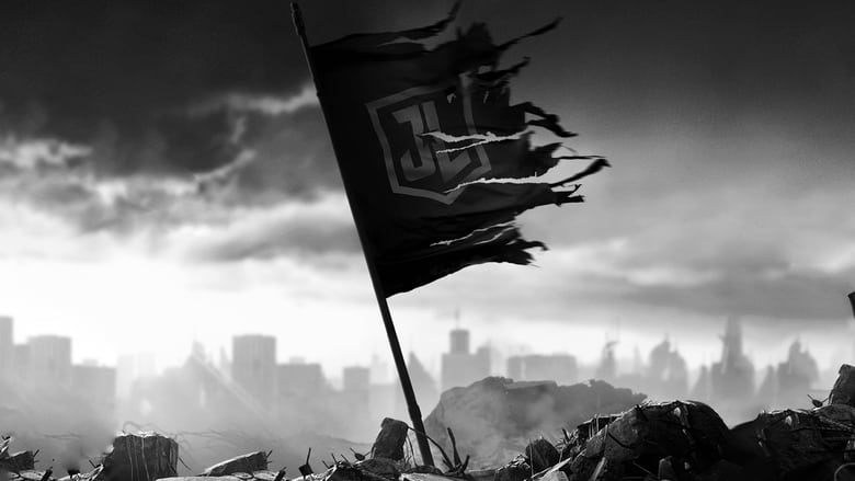 кадр из фильма Лига справедливости Зака Снайдера