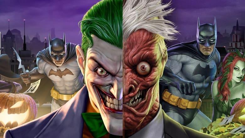 Batman: The Long Halloween, Part Two (2021) Movie 1080p 720p Torrent Download