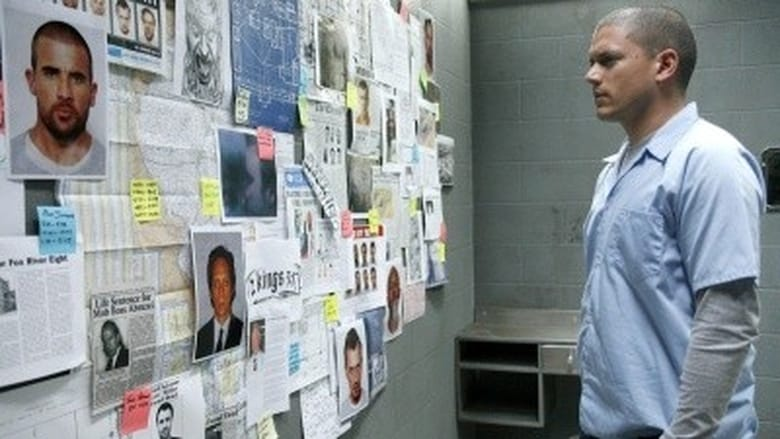 Prison Break: Em Busca Da Verdade: 4×15