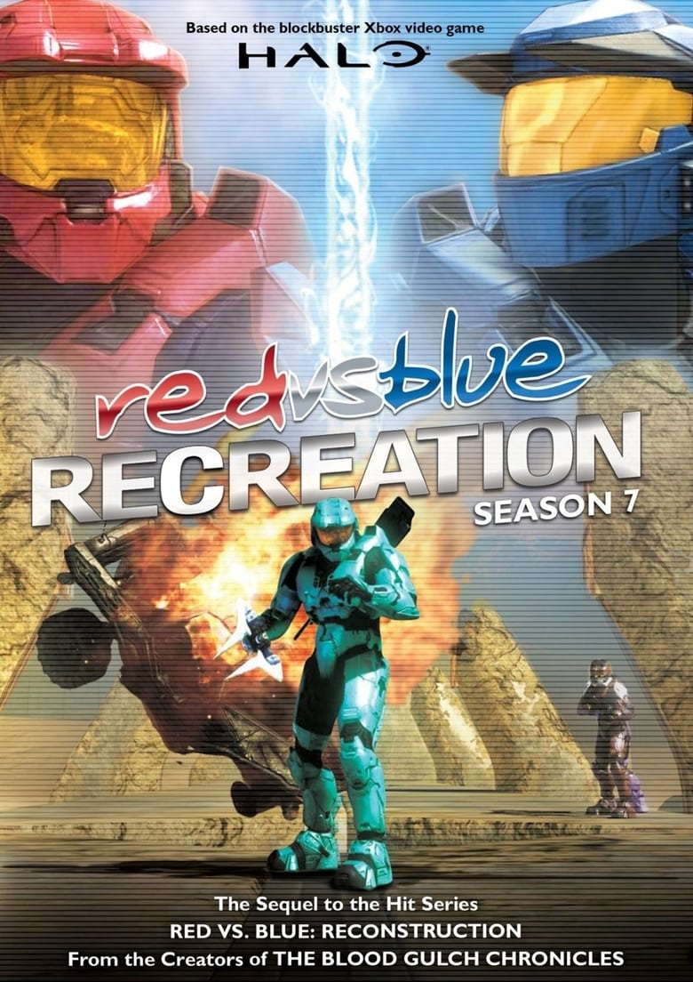 Red vs. Blue: Recreation