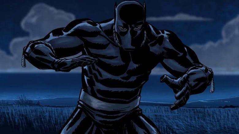 مشاهدة مسلسل Black Panther مترجم أون لاين بجودة عالية
