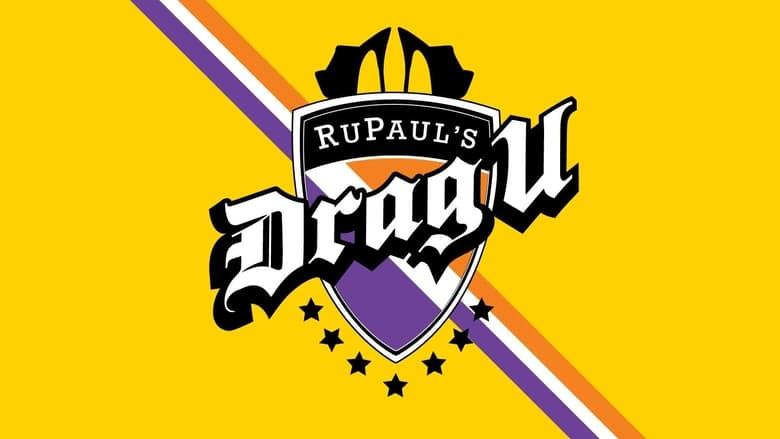 RuPaul's Drag U banner backdrop