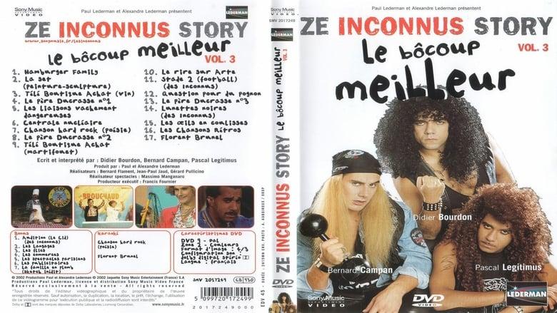 Les Inconnus - Ze Inconnus Story : Le bôcoup meilleur, Vol. 3