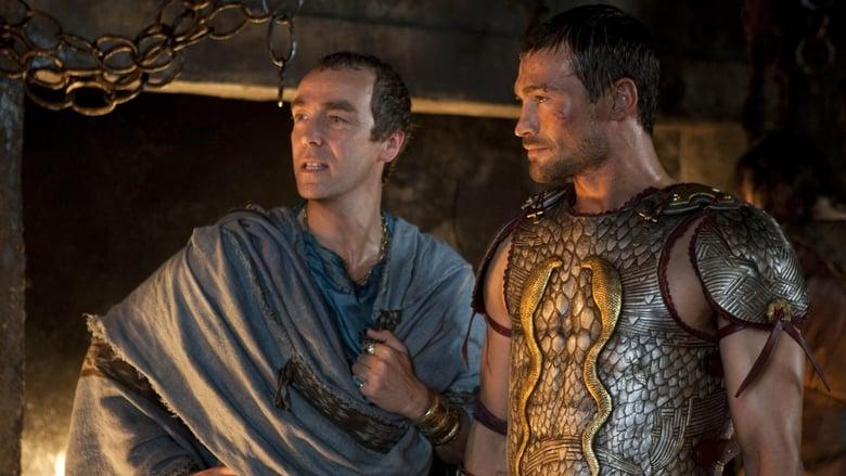 مسلسل Spartacus الموسم الاول الحلقة 6