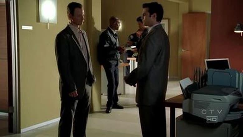 CSI: Nova York: 2×1