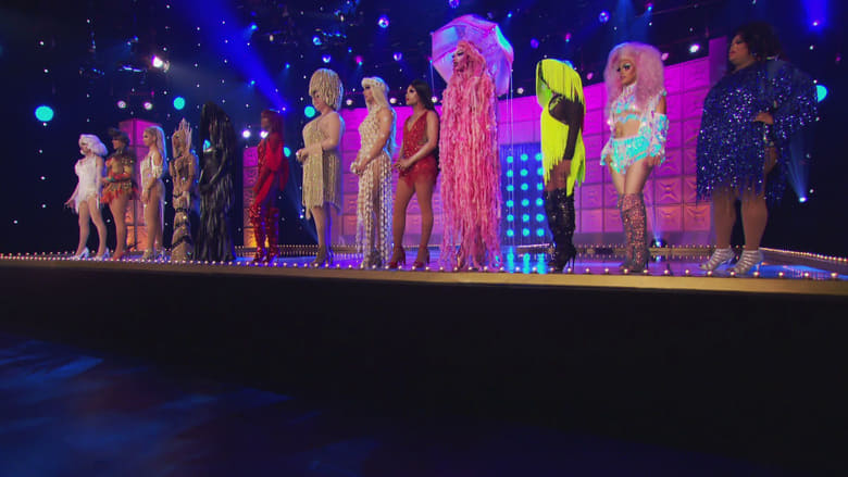 RuPaul: Carrera de drags: 11×3