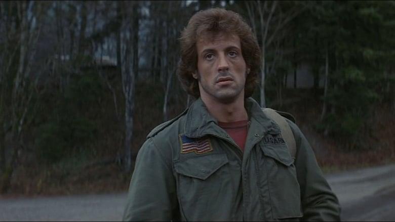 Rambo 1. Acorralado