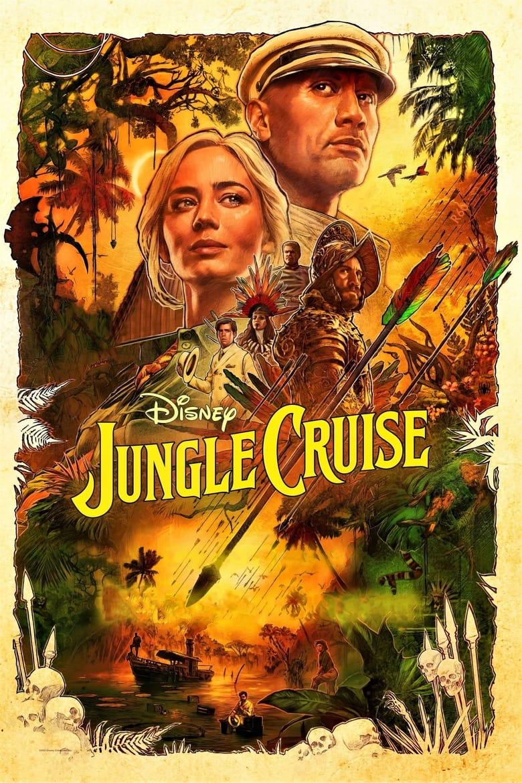 Jungle Cruise - Abenteuer / 2021 / ab 12 Jahre
