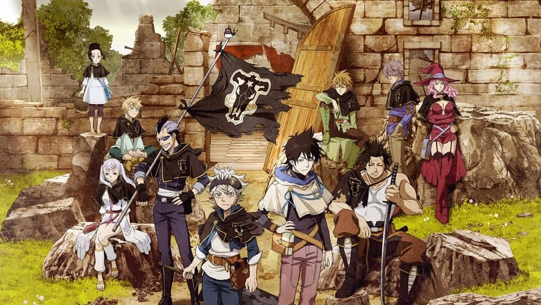 Black Clover - Season 1 Episode 11 : What Happened on a Certain Day in the Castle Town