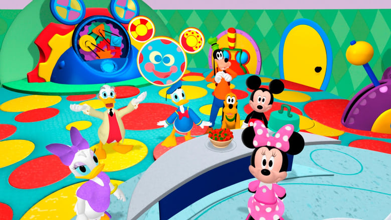 Watch Mickey Mouse Clubhouse : Mickey and Donald's Big Balloon Race free