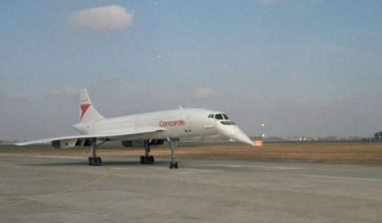 Aeropuerto 79 Concorde