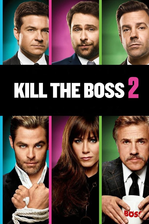 Kill the Boss 2 - Komödie / 2014 / ab 12 Jahre