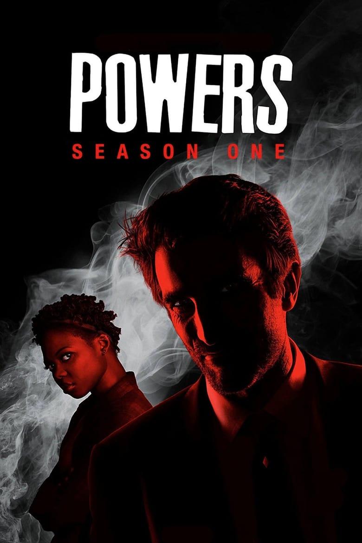 Galingieji / Powers (2015) 1 Sezonas LT SUB
