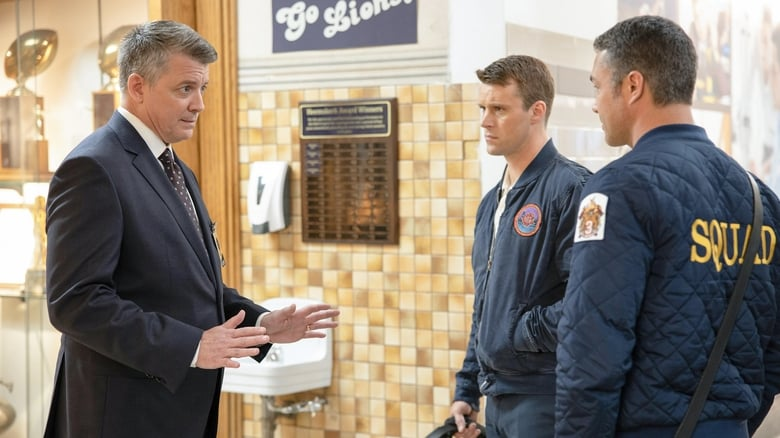 Chicago Fire: Heróis Contra o Fogo: 8×12