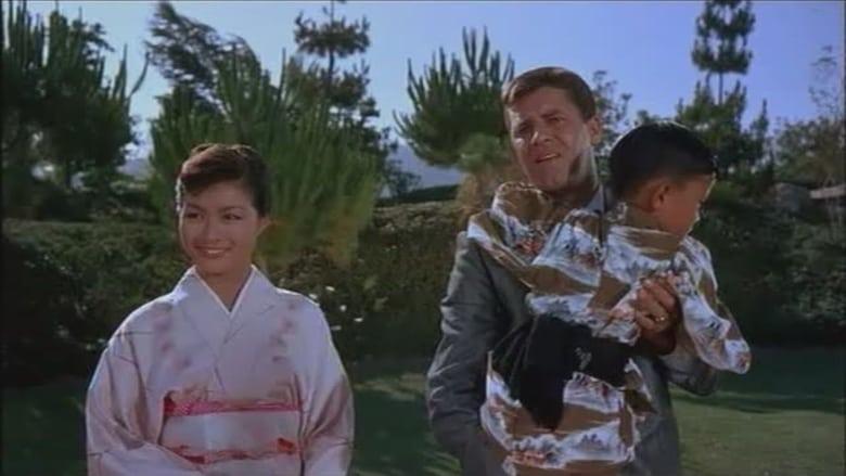 Le kid en kimono