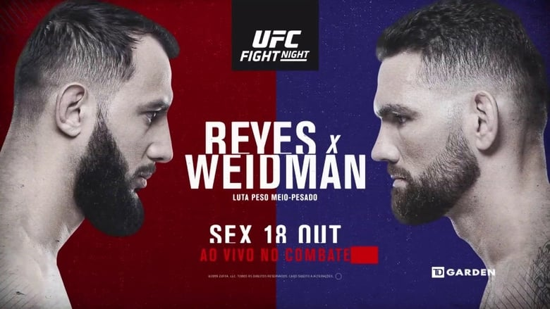 Watch UFC on ESPN 6: Reyes vs. Weidman Openload Movies