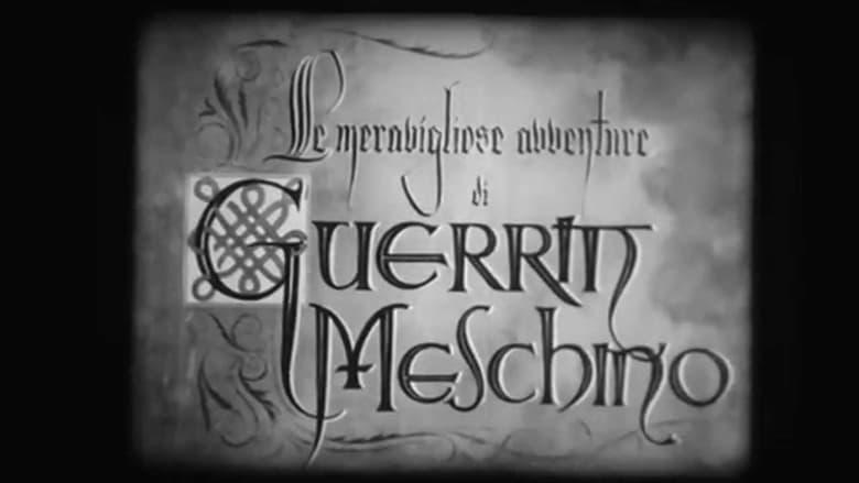 Película Le meravigliose avventure di Guerrin Meschino Doblado Completo