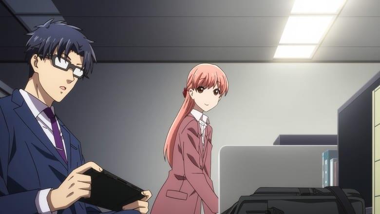 Wotakoi: Love Is Hard For Otaku Episode 1 - 4Anime