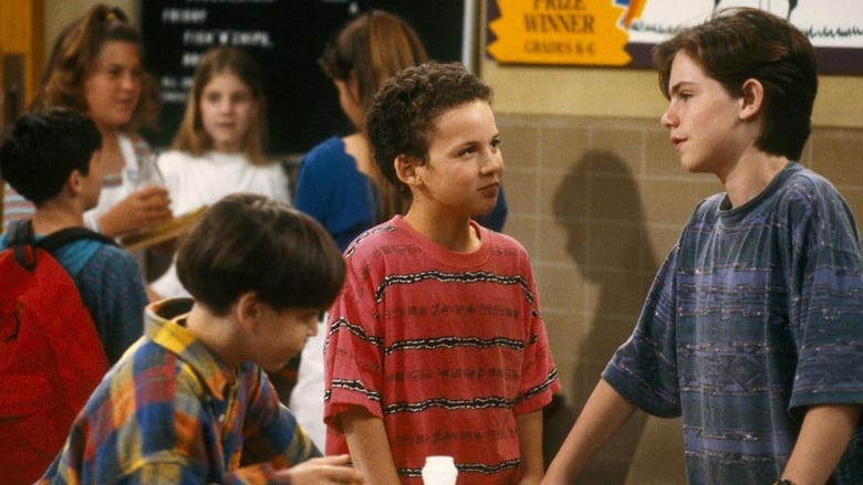 Boy Meets World banner backdrop