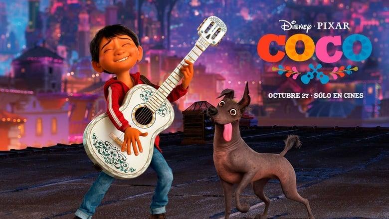 Trailer de la Pelicula Coco online español