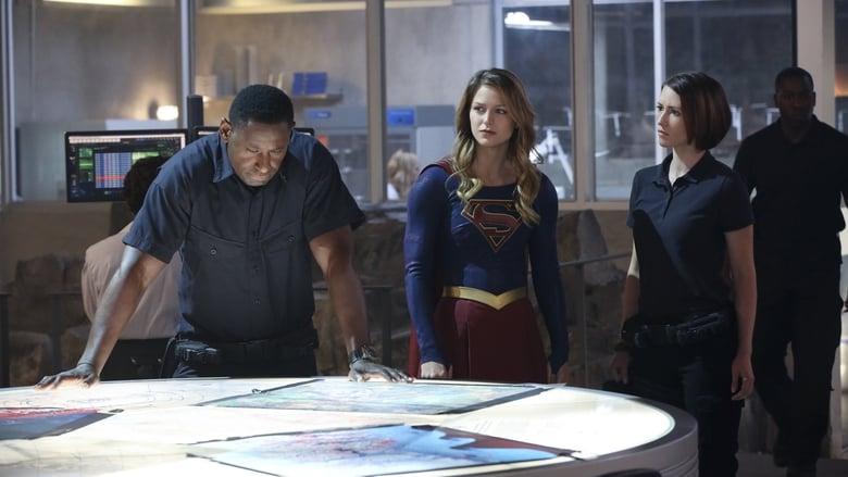 Supergirl S01E08