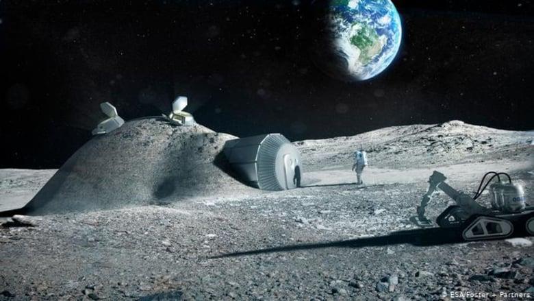 Film Überleben auf dem Mond Magyarul