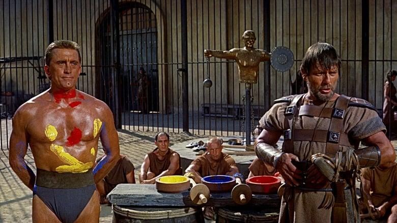 Imagem do Filme Spartacus