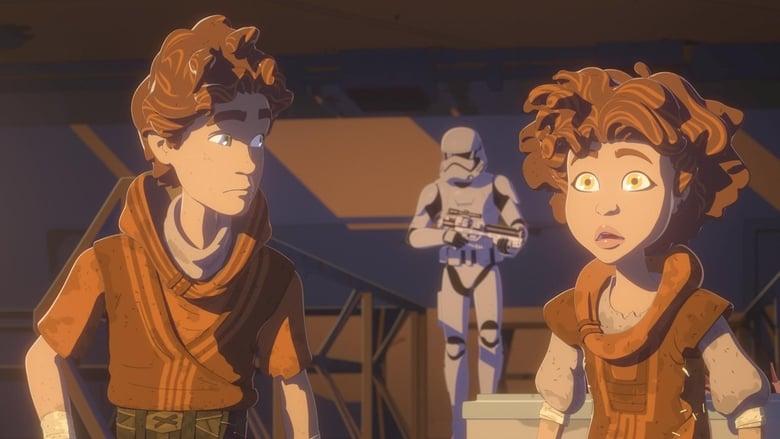Star Wars Resistance: 1×15