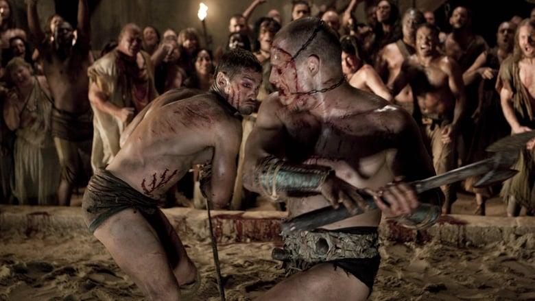 مسلسل Spartacus الموسم الاول الحلقة 4