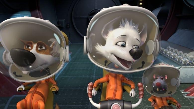 Σκυλάκια στο διάστημα