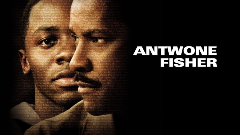 Antwone Fisher banner backdrop