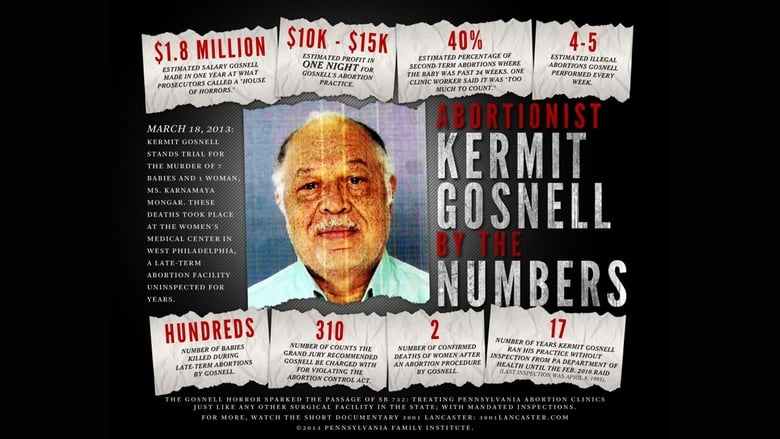 Watch Gosnell: The Trial of America's Biggest Serial Killer 2019 HD Movie