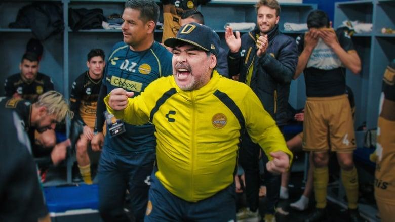 Maradona+In+Messico