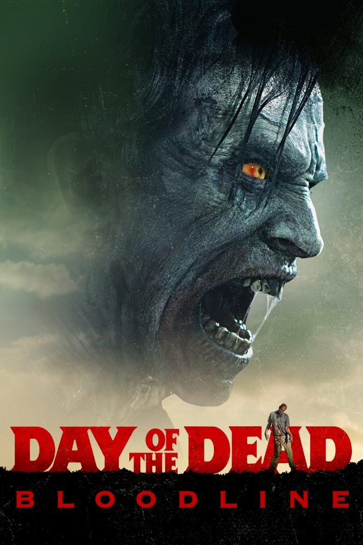 Εξώφυλλο του Day of the Dead: Bloodline
