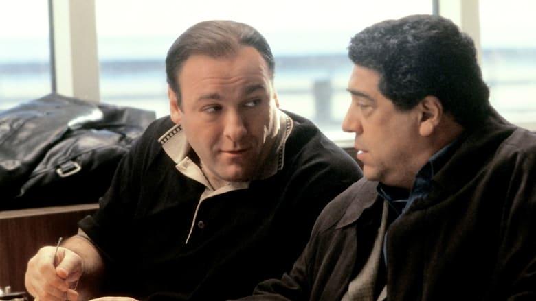 Sopranai: Mafijos kronika / The Sopranos (2001) 3 Sezonas