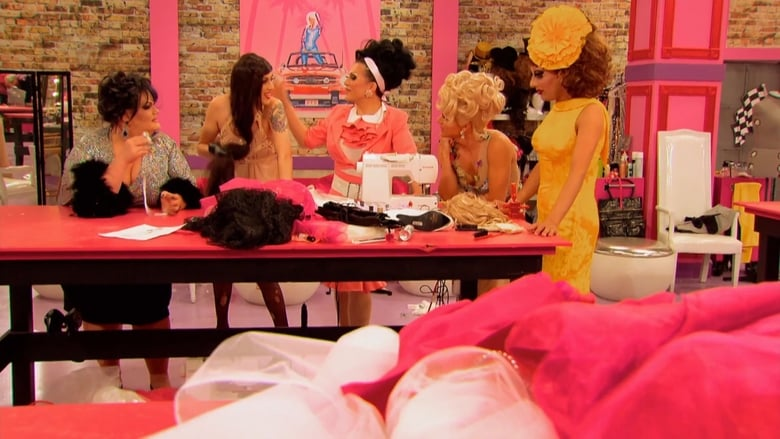 RuPaul: Carrera de drags: 6×11