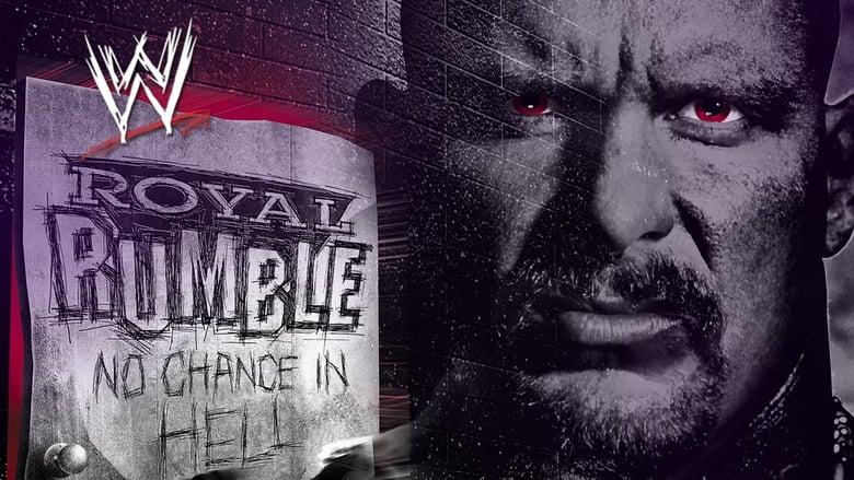WWE Royal Rumble 1999