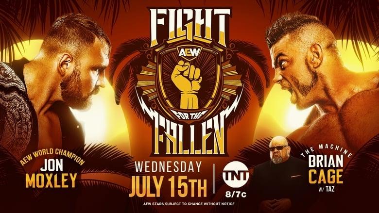 Watch AEW Fight for the Fallen - 2020 Putlocker Movies