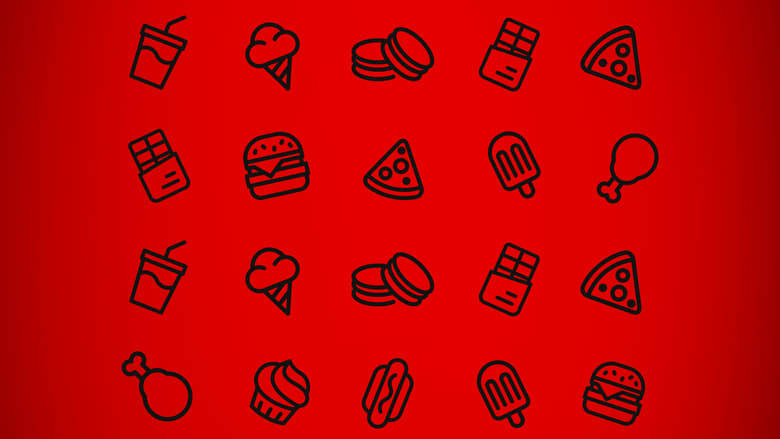مشاهدة مسلسل The Food That Built America Snack Sized مترجم أون لاين بجودة عالية