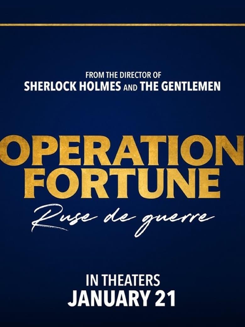 Operation Fortune: Ruse de Guerre (2022)